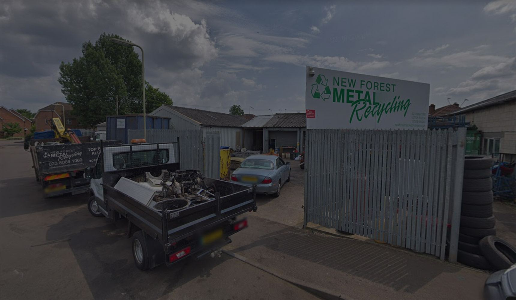 New Forest Metal Recycling Southampton