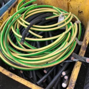 scrap cable collector