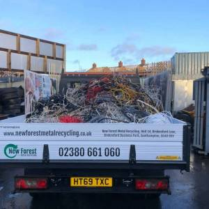scrap metal collection hampshire