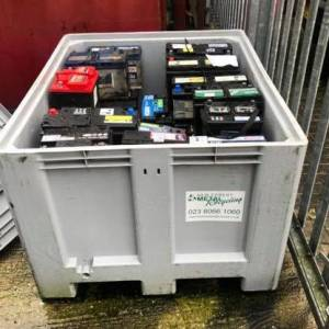 car battery scrap value