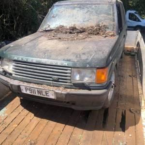 scrap cars southampton