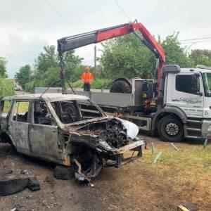 scrap vehicle southampton