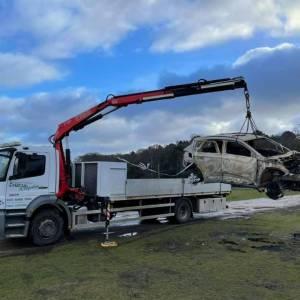 Scrap car collection Hampshire