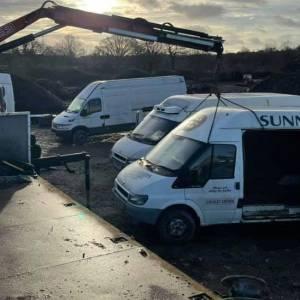scrap vans southampton
