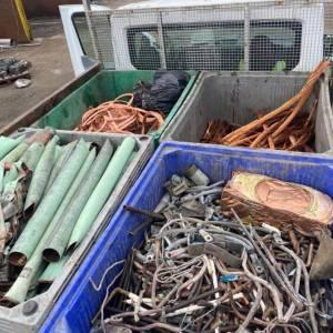 Trade Scrap collection southampton
